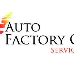 logo auto factory intero service for auto